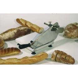 Coupe-pain manuel à butée