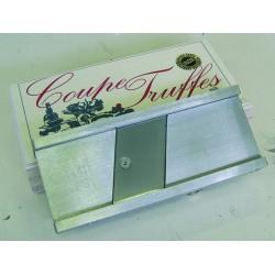 Coupe-truffes inox