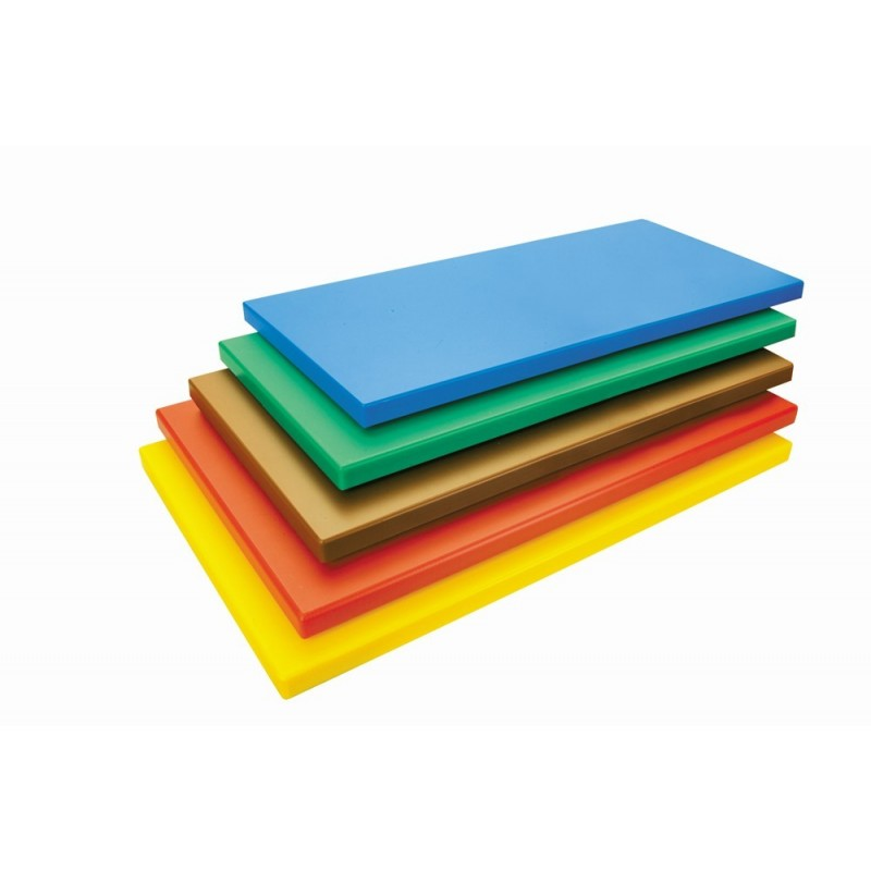 Planche bleue en polypropylène