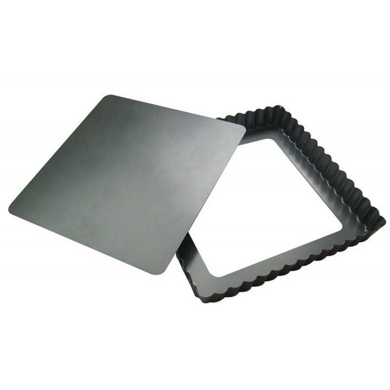 Moule à tarte carré