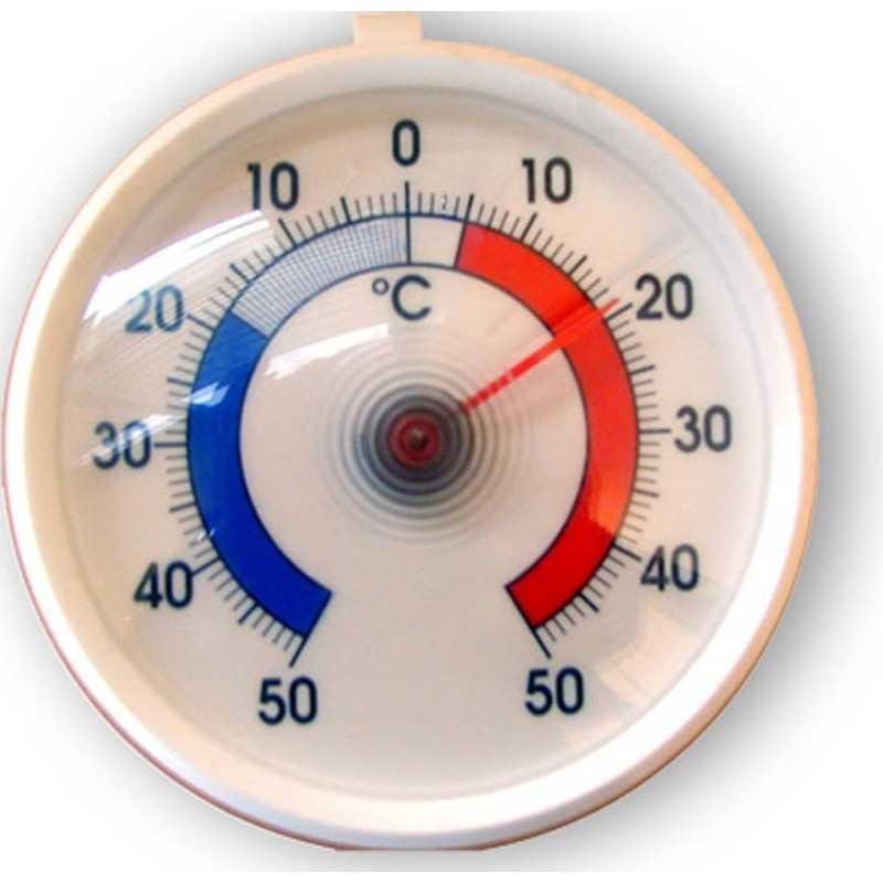 Thermomètre plastique