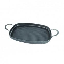 Poêle grill minéral 2 anses...