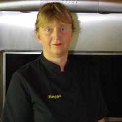 Chef Margaret Anderson