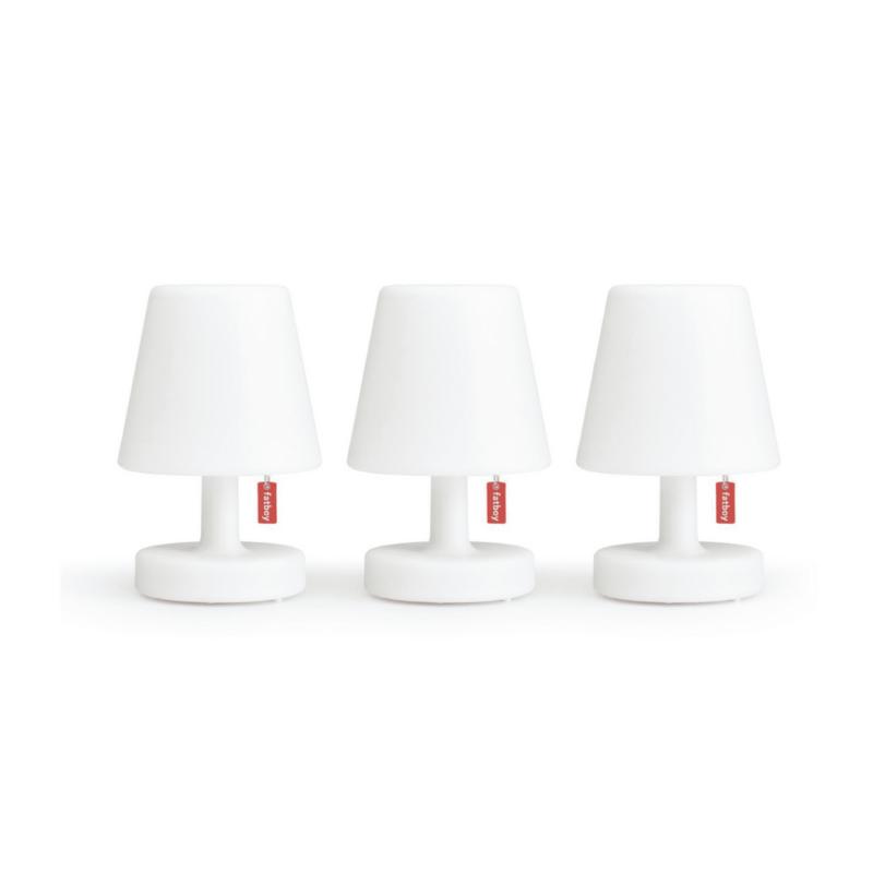 Lot de 3 Lampes FATBOY Edison The Mini